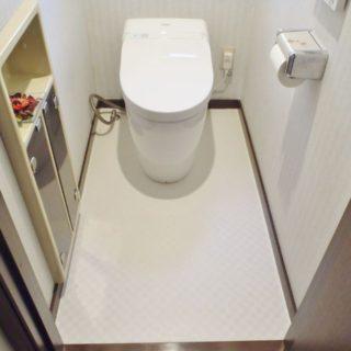 明るいトイレ空間 / 小田原市