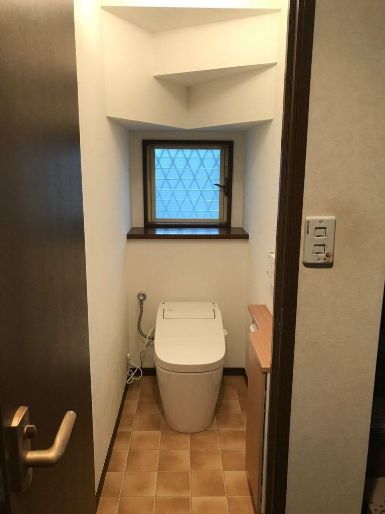 まるでお店みたいなトイレ / 小田原市