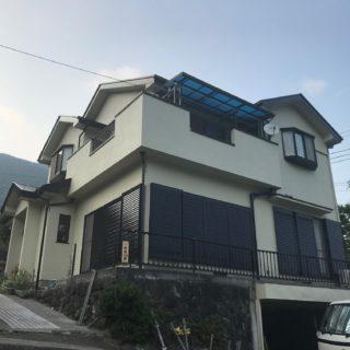 外壁塗装工事 リフォーム工事 / 南足柄市