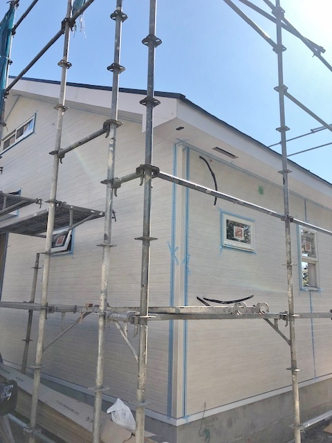 平屋 新築工事 / 真鶴町