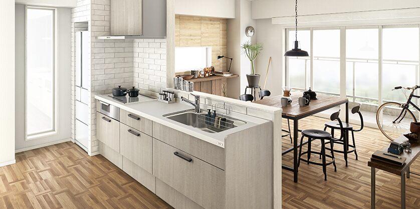 キッチン選びの基礎知識 / 新築・リフォーム